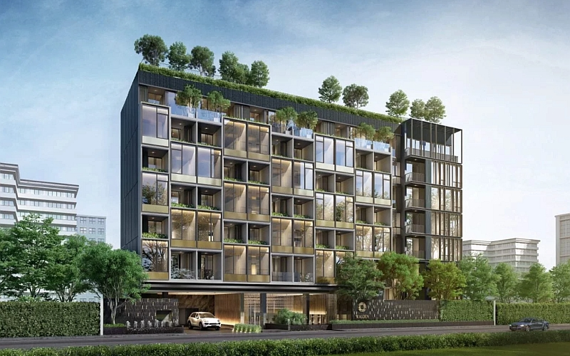 Walden Thonglor 8 Condo